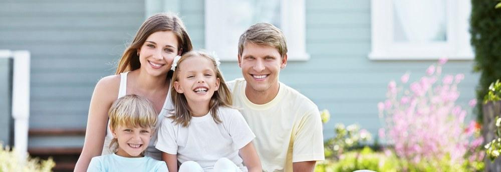 משפחה בריאה ושמחה